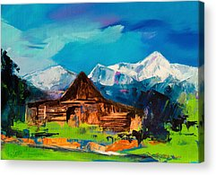Mormon Acrylic Prints