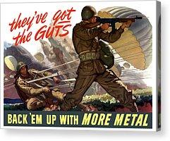 World War I Acrylic Prints