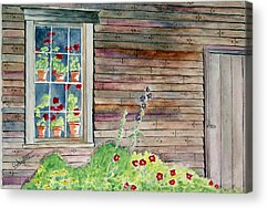 Designs Similar to Wyeth House In Tempera Paint