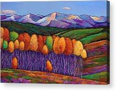 Autumn Colors Acrylic Prints