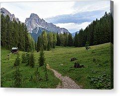 Cortina Acrylic Prints