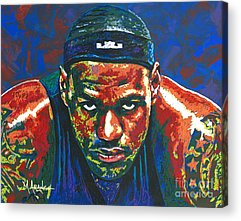 Most Valuable Player Acrylic Prints
