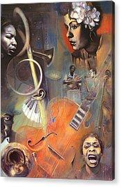 Noteworthy Art Acrylic Prints
