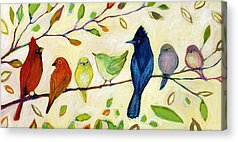 Sparrow Acrylic Prints