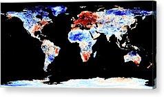 Earth Changes Acrylic Prints