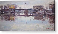 Harbor Bridge Acrylic Prints