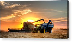 Agriculture Acrylic Prints