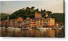 Portofino Italy Acrylic Prints