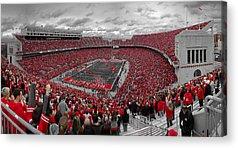 Ohio Stadium Acrylic Prints