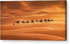 Morocco Acrylic Prints