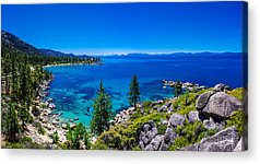 Sierra Nevada Photographs Acrylic Prints