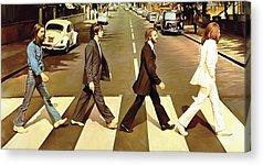 Abbey Road Acrylic Prints