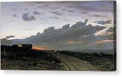 Ev-in Paintings Acrylic Prints