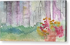 Bryant Mixed Media Acrylic Prints