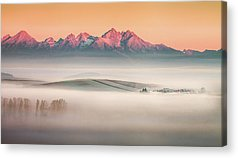 High Tatras Acrylic Prints