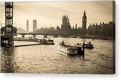 Stephen Barry Acrylic Prints