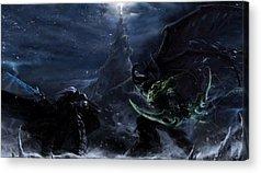 World Of Warcraft Acrylic Prints