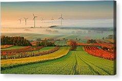Wind Acrylic Prints
