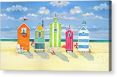 Brighton Paintings Acrylic Prints