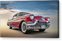Collector Car Acrylic Prints
