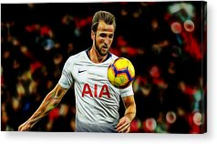 Harry Kane Acrylic Prints