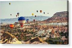 Kapadokya Acrylic Prints