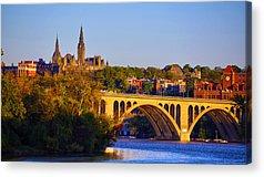 Georgetown Acrylic Prints