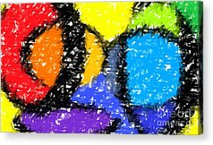 Vivid Colour Acrylic Prints