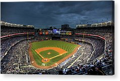 Yankee Stadium Acrylic Prints