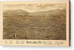 Rutland Acrylic Prints