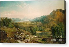 Thomas Moran Acrylic Prints