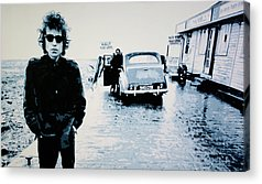 Bob Dylan Acrylic Prints