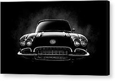 Classic Corvette Acrylic Prints