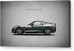 Coupe Photographs Acrylic Prints