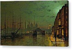 Masting Acrylic Prints