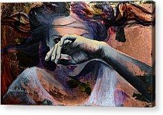 Hands Acrylic Prints