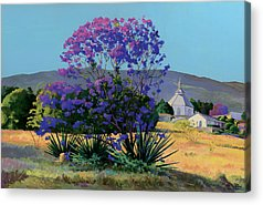 Holy Paintings Acrylic Prints