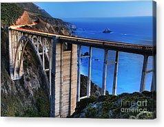 Bixby Bridge Acrylic Prints