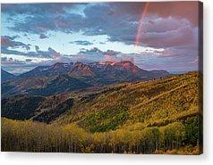 American Fork Canyon Acrylic Prints