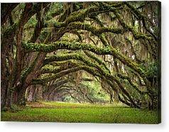 South Carolina Acrylic Prints