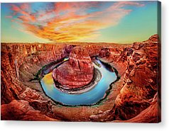 Hole In The Ground Acrylic Prints