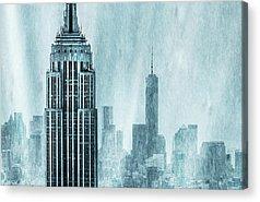 States Acrylic Prints
