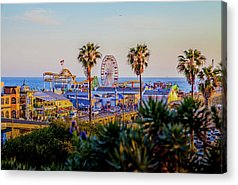 Venice Beach Acrylic Prints