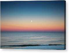 Setting Out Acrylic Prints