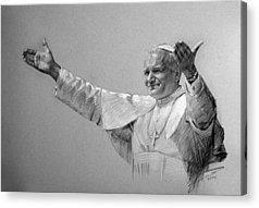 Catholic Acrylic Prints
