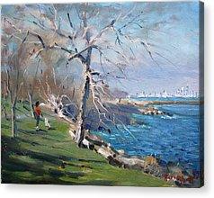 Ontario Acrylic Prints