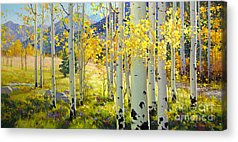 Birch Tree Acrylic Prints