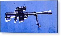 Sniper Acrylic Prints