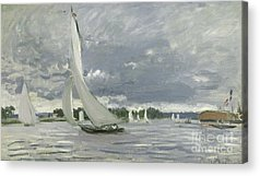 Regatta Acrylic Prints