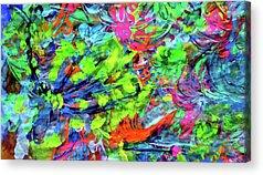 Steven Mana Trink Acrylic Prints
